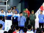 Walikota Tangerang – Pembukaan Turnamen Voli Nasional