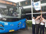Bus JA Connexion Tangcity Mall Cikokol ke Bandara Soetta