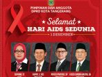 DPRD Kota Tangerang AIDS