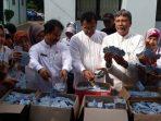 Disdukcapil Kota Tangerang bakar e-KTP rusak