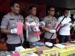 Polres Metro Tangerang Ungkap 41 Kasus