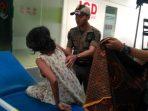 Satpol PP Kota Tangerang Gelandangan Melahirkan