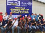 Sequis Dukung Pembangunan Huntara di Palu