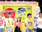 Unlimited Instagram IM3 Ooredoo