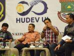 Wabup Tangerang Kunker Kades Yogyakarta
