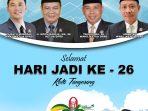 Iklan HUT Kota DPRD Kota Tangsel