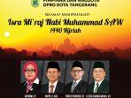 Isra Miraj_DPRD Kota TNG