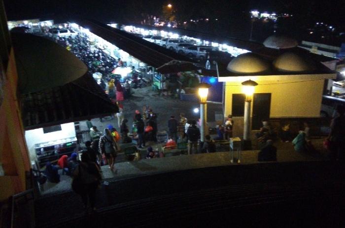 Masjid Atta Awun Destinasi Favorit Di Hari Raya Lebaran