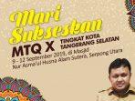 MTQ X Tangsel_DINKES