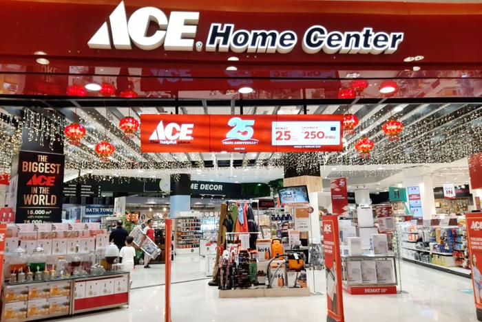 25 Years Anniversary Ace Beri Diskon Besar Ratusan Produk Palapa News