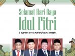 Lebaran_DPRD Kota Tangerang