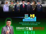 DPU Tangsel – HUT TNI