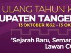 HUT Kabupaten Tangerang