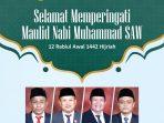 Maulid Nabi_DPRD Kota TNG
