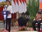 Jokowi – Penyaluran Bansos