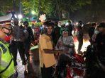 Razia Protokol Kesehatan Banten