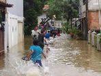 Banjir Tangsel 1
