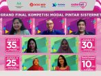 Kompetisi Modal Pintar Sisternet