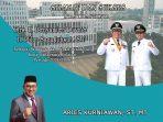 DPU Tangsel – Pelantikan Walikota