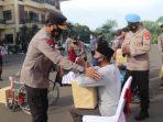 Polda Banten HUT Bhayangkara 75