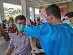 Vaksinasi Polda Banten
