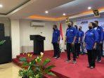 Pelantikan Pengda JMSI Maluku