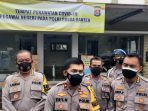 Polda Banten – Tempat Isoman