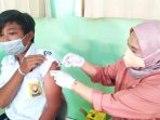 Vaksinasi Pelajar Tangsel