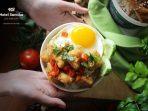 rice bowl santika media ayam cabe